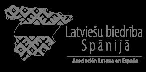 Latviešu Biedrība Spain - Logo - DigiZeus Client